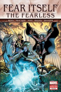 Fear Itself: The Fearless #9