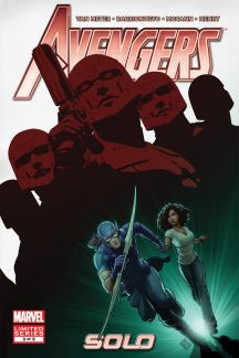 Avengers: Solo #3