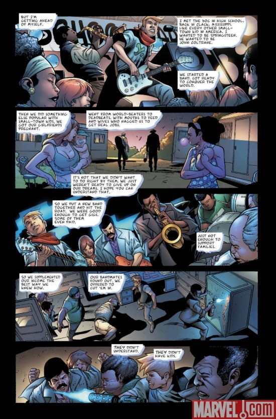 AVENGERS: THE INITIATIVE #27, page 2