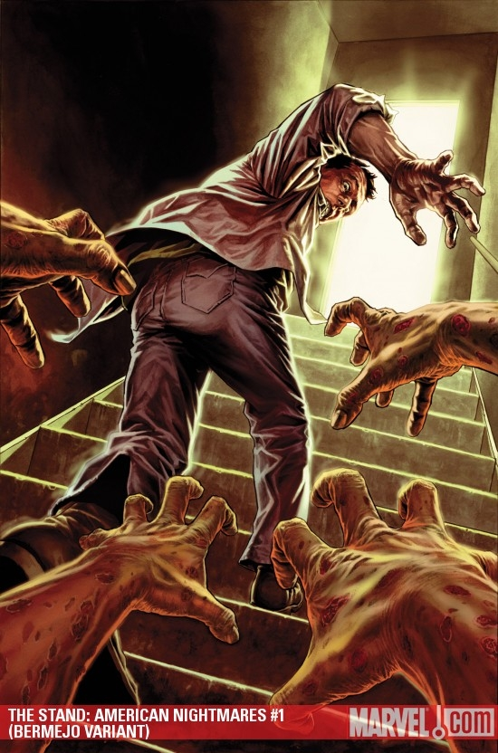 THE STAND: AMERICAN NIGHTMARES #1 (BERMEJO VARIANT)