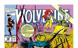 Wolverine #49