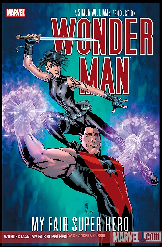 WONDER MAN: MY FAIR SUPER HERO #0
