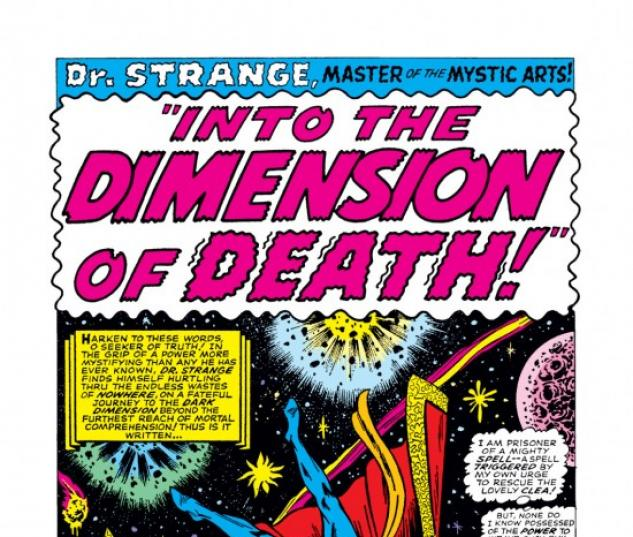 Strange Tales #152