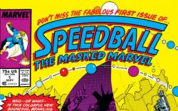 Speedball (1988) #1