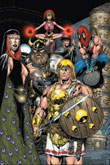EXILES (2005) #56 COVER