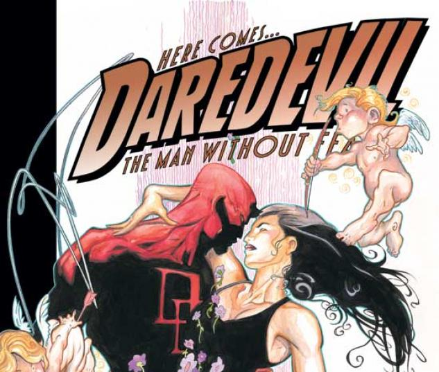DAREDEVIL VOL. II: PARTS OF A HOLE TPB #0