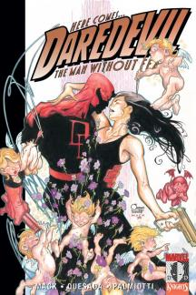 Daredevil Vol. II: Parts of a Hole (Trade Paperback)