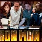 Listen to Six Iron Man 2 Audio Interviews