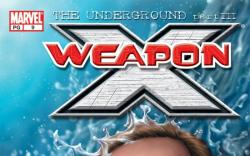 Weapon X #9