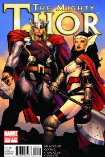 The Mighty Thor (2011) #2 (2nd Printing Variant)