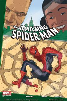 Amazing Spider-Man #615