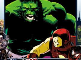 NYCC 2011: Hulk Smash Avengers
