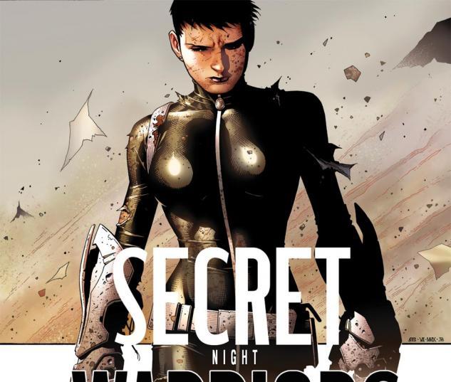 Secret Warriors (2008) #22