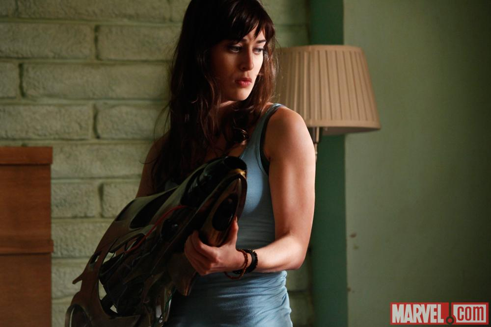 Lizzy Caplan stars as Claire in Marvel One-Shot: Item 47