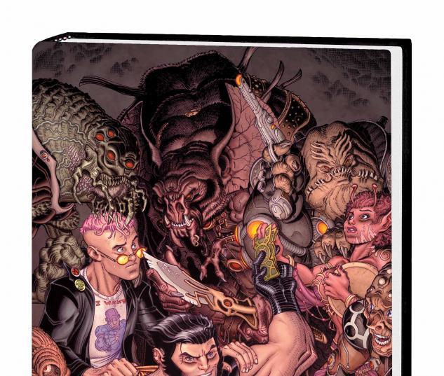 WOLVERINE & THE X-MEN BY JASON AARON VOL. 2 PREMIERE HC (COMBO)