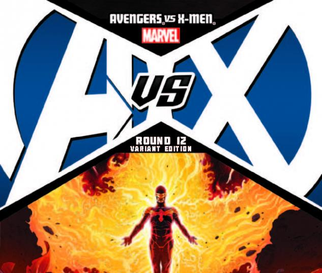 AVENGERS VS. X-MEN 12 OPENA VARIANT (1 FOR 100, WITH DIGITAL CODE)