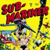 Sub-Mariner Comics (1941) #9 Cover