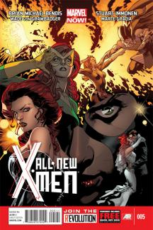 All-New X-Men (2012) #5