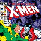 Uncanny X-Men (1963) #191 Cover