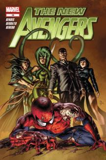 New Avengers (2010) #19