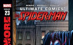 ULTIMATE COMICS SPIDER-MAN 23 (WITH DIGITAL CODE)