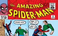 Amazing Spider-Man (1963) #4