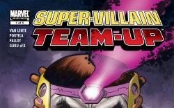 Super-Villain Team-Up/Modok's 11 (2007) #1