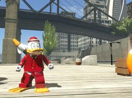 Howard the Duck waddles into LEGO Marvel Super Heroes