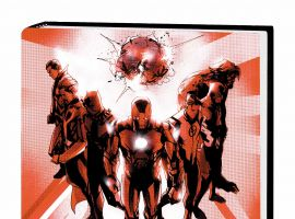 NEW AVENGERS BY JONATHAN HICKMAN VOL. 1 HC