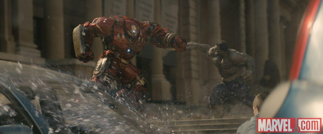 Hulk vs Iron Man, ¿qué superhéroe ganará?