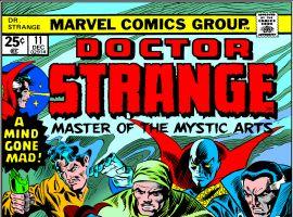 Dr. Strange (1974) #11