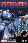 Iron Man Infinite Digital Comic (2013) #9