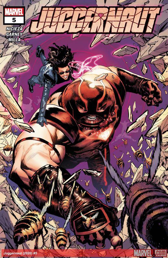 Juggernaut (2020) #5