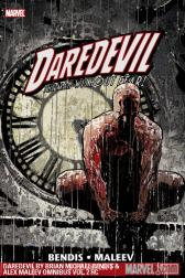 Daredevil by Brian Michael Bendis &amp; Alex Maleev Omnibus Vol. 2 (Hardcover)