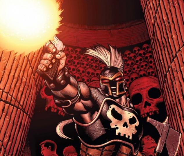 DARK AVENGERS: ARES #3