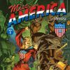MISS AMERICA COMICS 70TH ANNIVERSARY SPECIAL cover by Dale Eaglesham