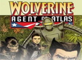 Wolverine: Agent of Atlas (2008) #1