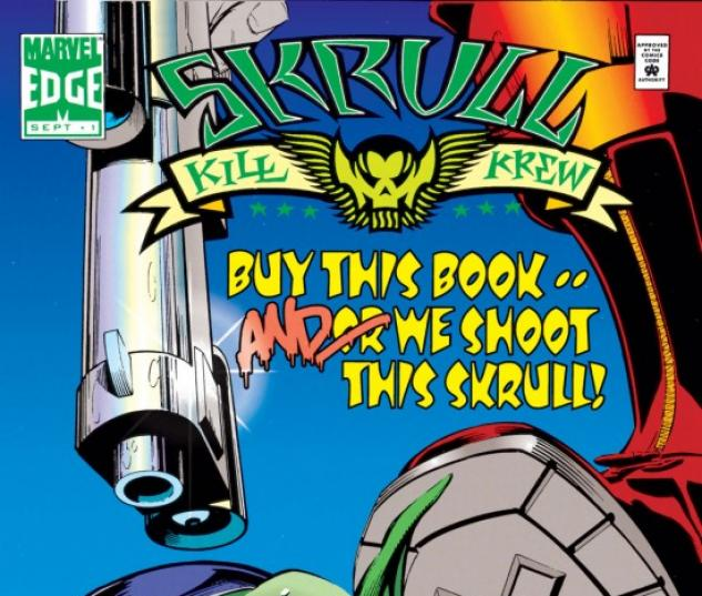 Skrull Kill Krew #1