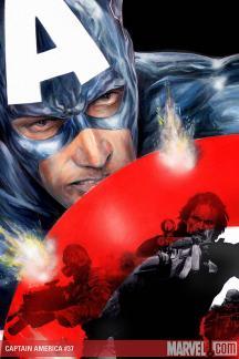 Captain America (2004) #37