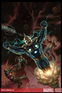 Nova Annual (2008) #1