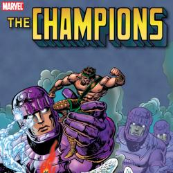 CHAMPIONS CLASSIC VOL. 2 COVER