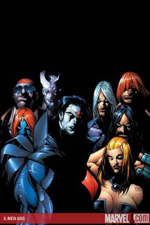 X-Men (2004) #203