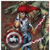 Rob Liefeld Killraven art