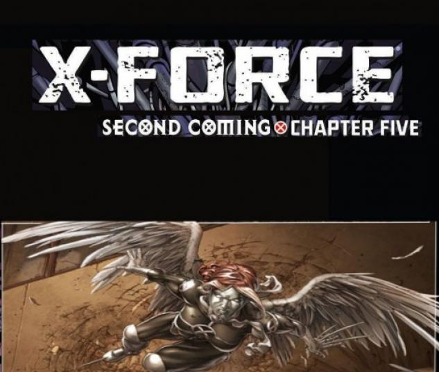 X-Force (2008) #26 (3RD PRINTING VARIANT)