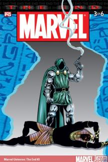 Marvel Universe: The End #3