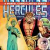 HERCULES: TWILIGHT OF A GOD #3 cover by Bob Layton