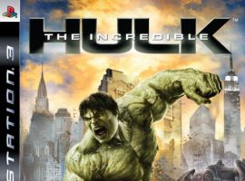 Incredible Hulk video game for PS3