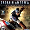 Captain America: Super Soldier PlayStation 3 Box Art