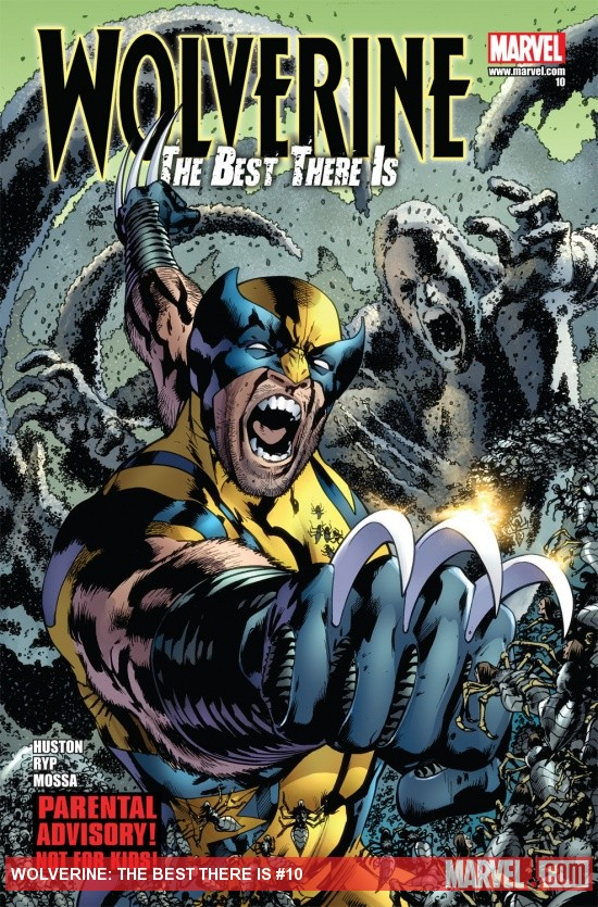 Wolverine: The Best There Is (2011) #10