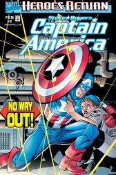 Captain America #2 